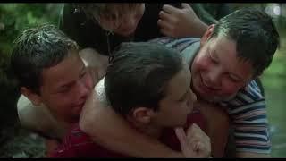 Ребят Облепили Пиявки ... отрывок из фильма (Останься со Мной/Stand by Me)1986