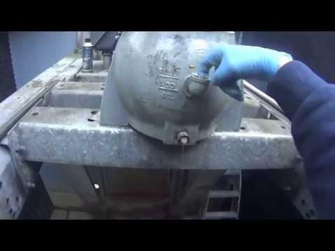 HVAC   Marley Cooling Tower Geareducer Job   PT1