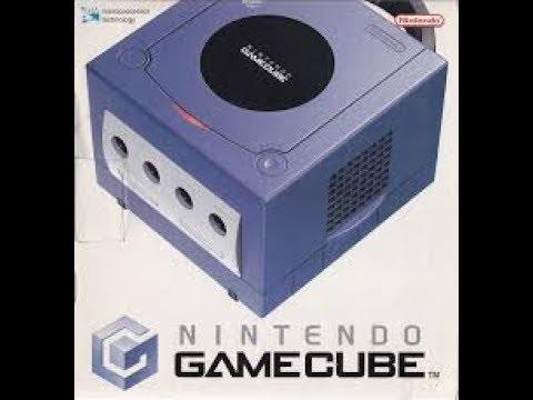 Unboxing Nintendo Gamecube And Mario Kart Double Dash 2017!