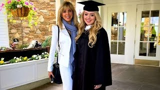 Donald, Ivanka and Melania Trump Join Marla Maples for Tiffany's Graduation