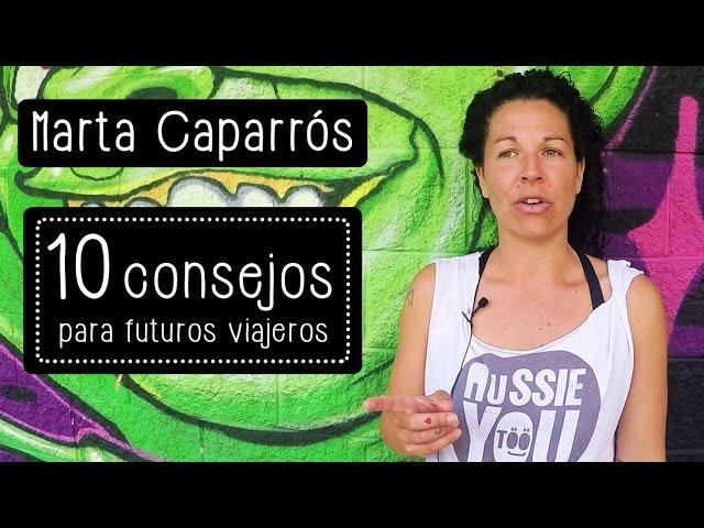 Marta Caparrós: 10 consejos para futuros viajeros a Australia