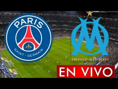 Marsella vs PSG, en vivo el partido de la jornada 11 de la Ligue 1 ...
