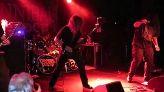 CANNIBAL CORPSE - – club MeetFactory, Prague – 27. 4. 2016