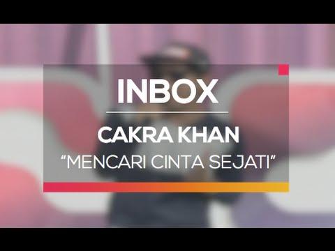 Cakra Khan - Mencari Cinta Sejati (Live on Inbox)