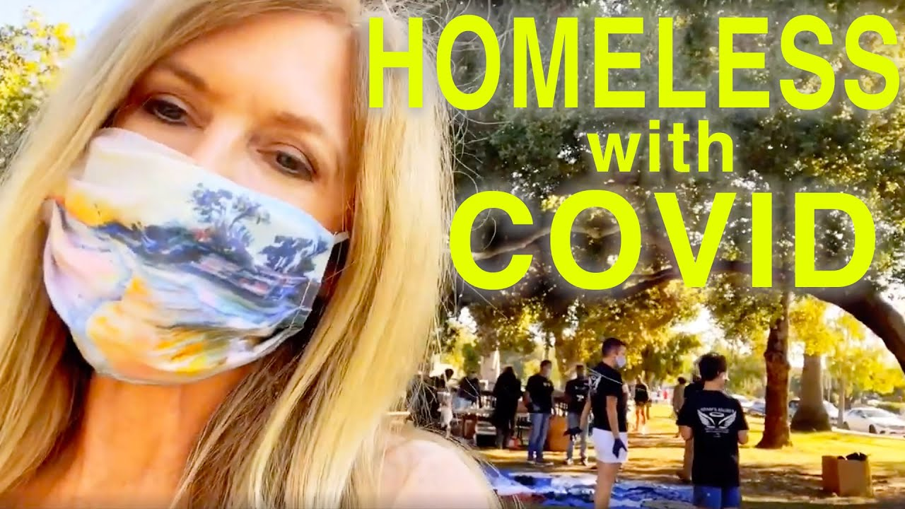Coronavirus News Update | Community Outreach Homeless with Covid Santa Barbara USA