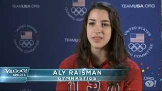 Aly Raisman Profile - Yahoo Sports