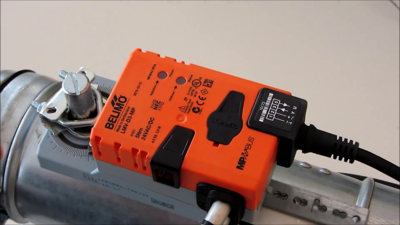 belimo actuator wiring floater [ 1280 x 720 Pixel ]