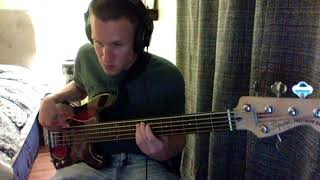 He Lives In You- Lebo M- Bass Cover