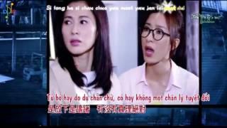[Vietsub] Chân Tướng - Hồ Hồng Quân & Hứa Đình Khanh (OST Thiên Nhãn 2015)