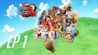 One Piece: Unlimited World Red - El inicio de una nueva aventura EP 1