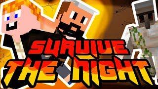 Minecraft - Survive the nights [MI TÚLÉLŐK VAGYUNK!]