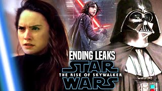 The Rise Of Skywalker Ending Scene Leaks! SPOILERS (Star Wars Episode 9)