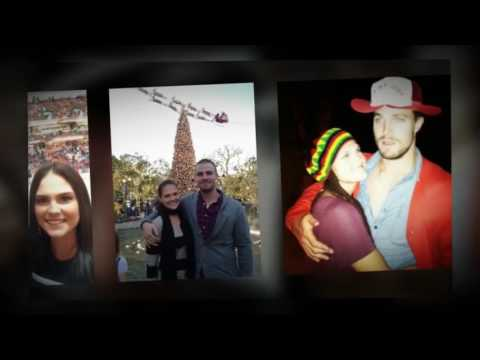 Stephen Amell and his wife Cassandra Jean Amell with their  home