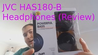 Video JVC HAS180 B Headphones (Review) download MP3, 3GP, MP4, WEBM, AVI, FLV Juni 2018