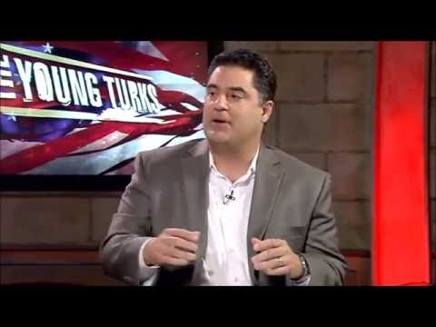Cenk Uygur actually talks about the Armenian genocide