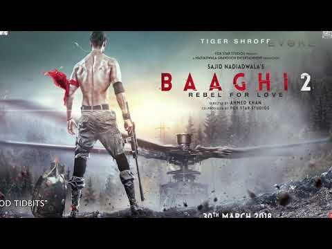 Tiger Shroff's 'Baaghi 2' FIRST LOOK Poster Is OUT Now