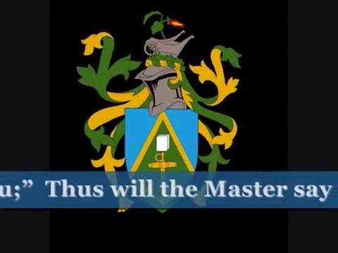 Pitcairn Islands anthem with lyrics (harmonica)music played by Myrrh Klimpers