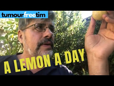 Fighting Cancer One Lemon A Day