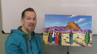 Children's Sunday School - Mike Beech 4-25-21