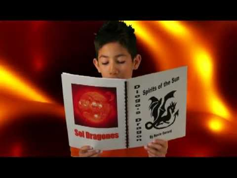 Desert Springs Middle Schools Students Create Diego's Dragon Video!