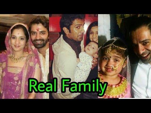 Barun Sobti(Arnav of Ipkknd)real life family ,marriage and kids pics got  leaked