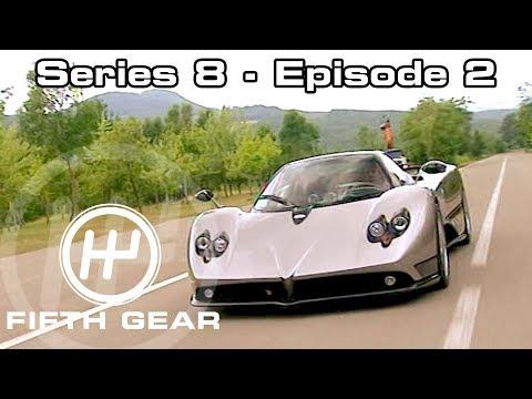 Fifth Gear: Series 8 Episode 2