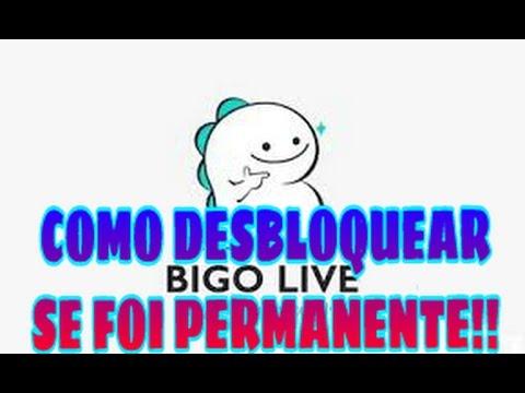 BIGO LIVE, COMO DESBLOQUEAR BAN PERMANENTE-CANAL TDB