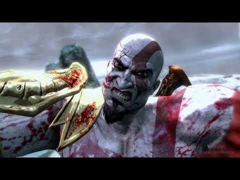 God of War 3 PS5 - Kratos Vs All Gods of Olympus (All Gods Deaths) PS5 4K Ultra HD