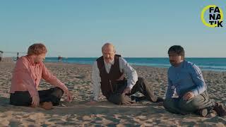 Muhtar Kumsalda Turist Kadınları Tavlama Telaşında- Olur İnşallah