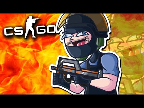 """NOPE!"" - CSGO Funny Moments!"