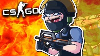 """""""NOPE!"""" - CSGO Funny Moments!"""