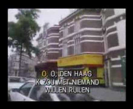 Harry Jekkers - O' O' Den Haag (haagse Versie)