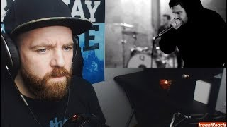 END - Necessary Death [OFFICIAL VIDEO] - REACTION!