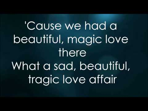 Taylor Swift - Sad Beautiful Tragic (With Lyrics On Screen)