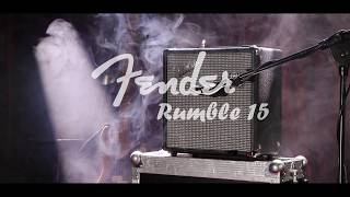 Fender Rumble 15 V3 - Short DEMO
