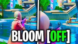 Fortnite Season 9 NO BLOOM TUTORIAL (Fortnite Aim & Accuracy Tips)