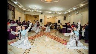 Красивая уйгурская свадьба в Алматы // Beautiful uighur wedding in Almaty