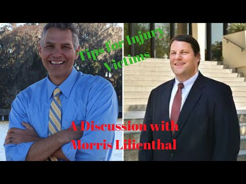 Interview with Morris Lilienthal Huntsville AL Personal Injury Lawyer