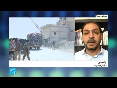 وزيرا دفاع روسيا وتركيا بحثا قضايا تتعلق بسوريا..ما هي؟  - نشر قبل 4 ساعة
