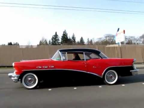1956 Buick Special Riviera Drive By Youtube