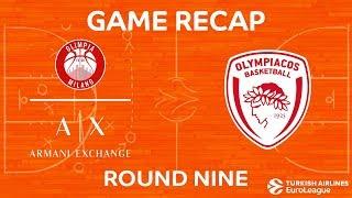 Highlights: AX Armani Exchange Olimpia Milan - Olympiacos Piraeus