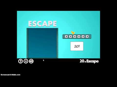 how to pass 40x escape level 39