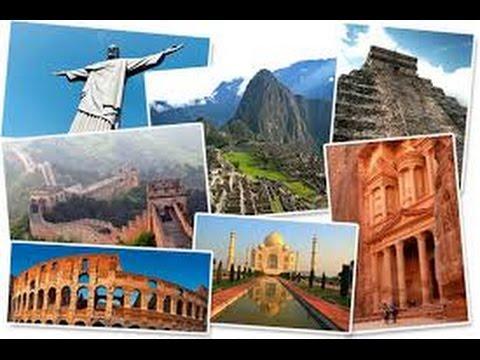 Veux-tu savoir les vraies sept merveilles du monde ?