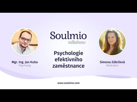 SOULMIO TALKSHOW Psychologie efektivního zaměstnance: Petra Nulíčková, Eva Blažková #SoulTalk4