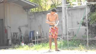 Repeat youtube video แอบดูคนอาบน้ำ