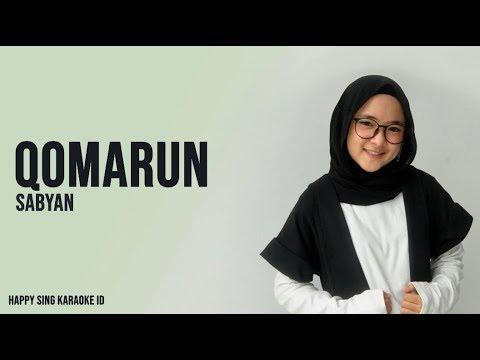 Qomarun - Sabyan (Karaoke)
