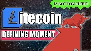 LITECOIN INDICATES BOTTOM | LTC Price Update