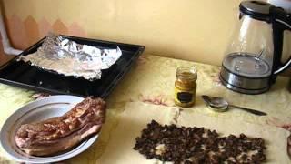 ОЧЕНЬ вкусная свинина в слоёном тесте
