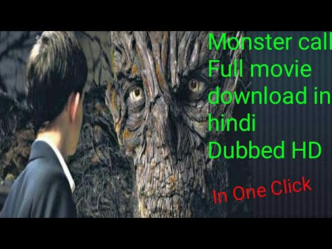 Download How to download a monster calls Movie in Hindi dubbed HD|| fantastic and adventures movie 2020