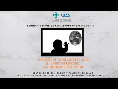 Seminario difusión resultados Proyecto FONIS SA18|0024